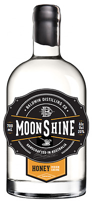 Baldwin Disitlling Honey Moonshine