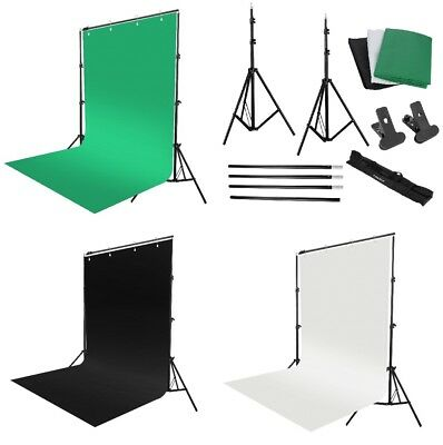 Strobe Studio photographie Photo Flash Light Kit Strobes déclenche Soft Box Door