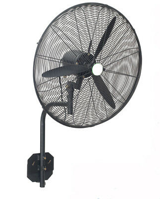Industrial Wall Fan 750Mm 3 Speed