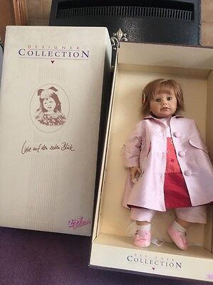 Zaph  Collectors Doll Michelle Reduced Again