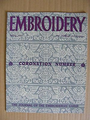 Embroidery Guild Magazines Spring 1953
