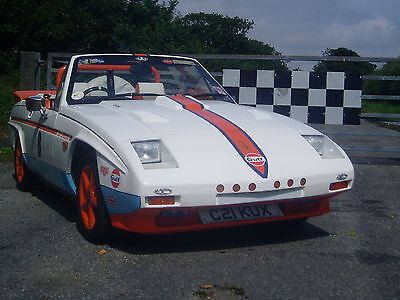 RELIANT SCIMITAR SS1 MODIFIED 1985, GALV.CHASSIS, TUNED ENGINE TWIN 40s SEE MORE