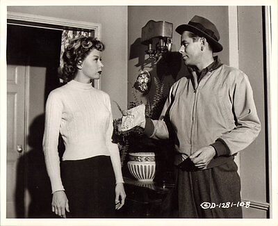 GLENN FORD GLORIA GRAHAME SUPERB vintage '54 ORIGINAL Film NOIR FRITZ LANG Photo