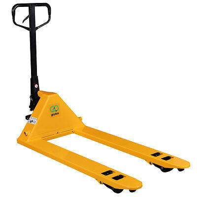 """Hydraulic Pallet Jack Hand Truck 27""""x48"""" 5500LBS Capacity Free Local Pick Up"""