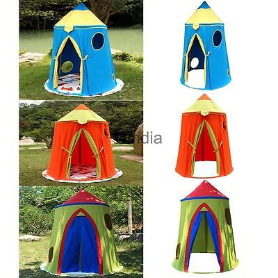 Baby Kids Play Castle Tent Shades Ball Pit Playhouse Beach Tent Indoor/ Outdoor