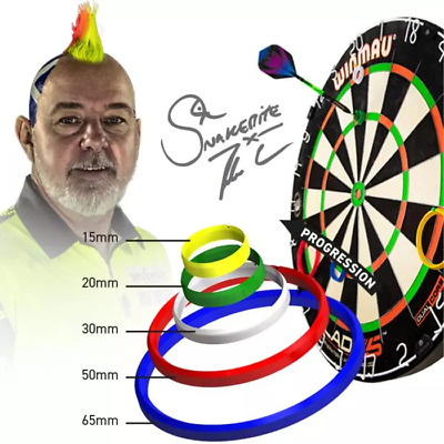 "Red Dragon - Peter ""Snakebite"" Wright Practice Rings (Steel-Dart) Dart NEU"