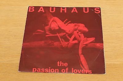 """Bauhaus - The Passion Of Lovers - Beggars Banquet BEG 59 - 7"""" Vinyl Single"""