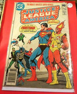 Justice League of America #179 DC Comics Bronze Age  CB2309