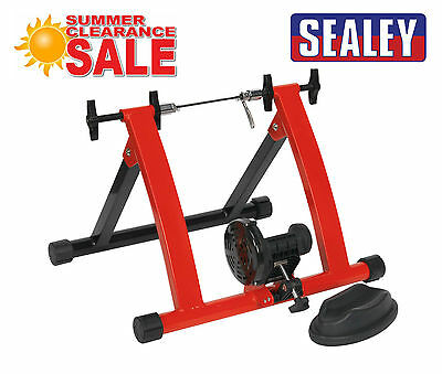Sealey Indoor Bicycle Resistance Fitness Trainer Road Mountain Bike Exercise
