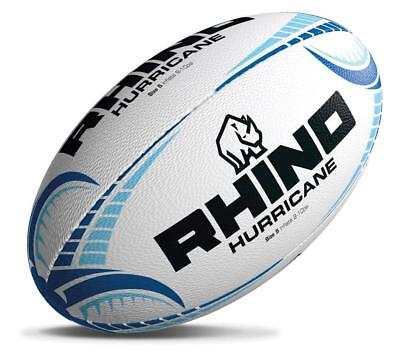 Rhino Official Hurricane XIII Rugby Ball