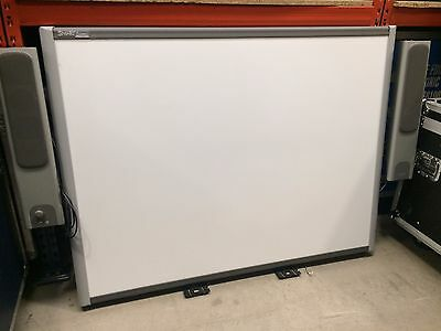 "SmartBoard SB660 64"" Diagonal Interactive WhiteBoard with Projector & Speakers"