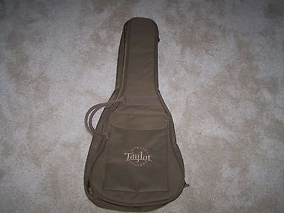 Quality Taylor Guitars Case