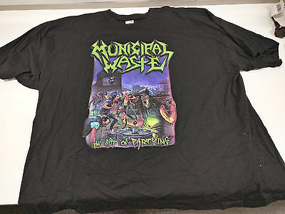 Municipal Waste – The Art of Partying - Tshirt - 3XL - Black