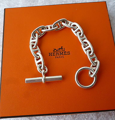"Hermes Armband ""Chaine d'Ancre"" 925 Silber"