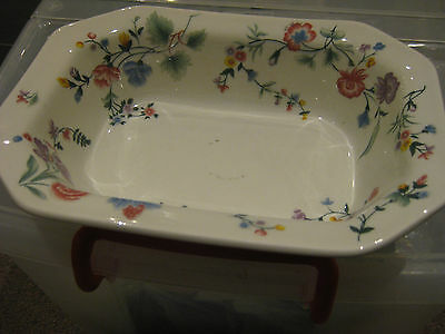 Laura Ashley serving dish in Chinese Silk (SKU 404541)