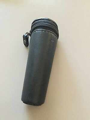 Leather Trumpet mouthpiece pouch