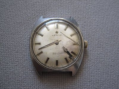 Zenith CAL 2562 C for parts movement working