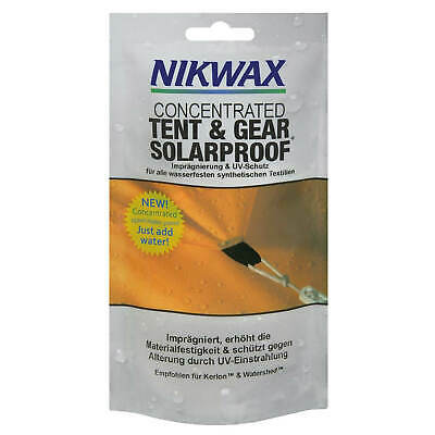 NikwaxTent and Gear Solar Proof Concentrated Refill