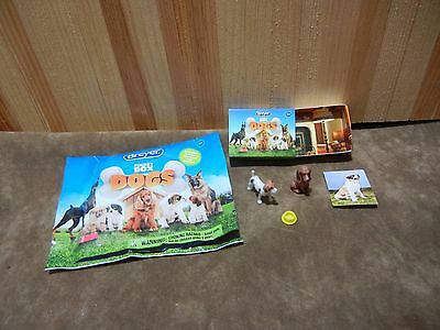 Breyer Pocket Box Dogs Beagle Bracco Italiano  Opened Blind Bag