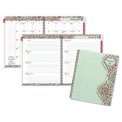 At-a-Glance Marrakesh Professional Weekly/Monthly Planner 9 1/4 x 11 3/8 2018