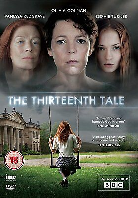 The Thirteenth Tale - Olivia Colman - New DVD