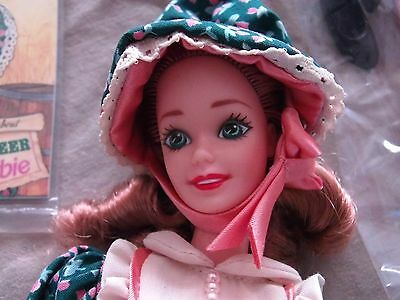Poineer Barbie doll first edition complete