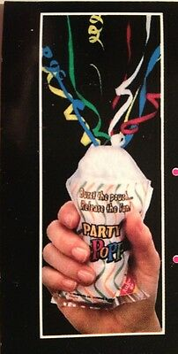 5x Party Flying Streamers Air-Poppers Surprise Birthday Party Compressed Air FUN