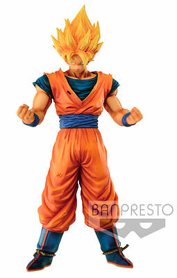 Dragon Ball Z Grandista Goku Resolution Of Soldiers Figura Figure New. Pre-Order