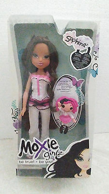 MGA Moxie Girlz Basic Dollpack - Sophina with DARLING RAGDOLL