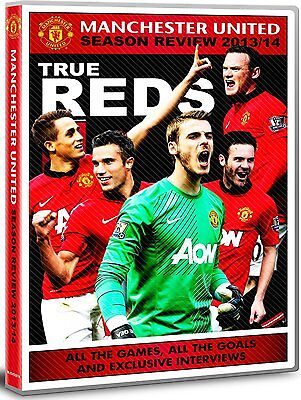 Manchester United Season Review 2013/14 - NEW DVD