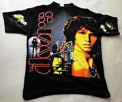 THE DOORS Official T-Shirt Size:XL Jim Morrison, R.Manzarek, J.Densmore, R.Krieg