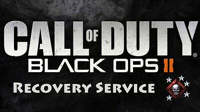 Bo2 recovery for Xbox one*** now half price!!***