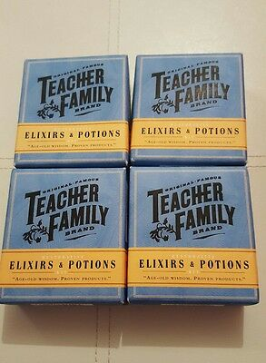 Original Famous Teacher's Brand: Restorative Potions and Elixirs - Age-old Wisd…