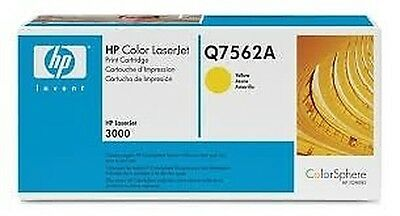 HP Q7562A toner cartridge 1 x yellow 3500 pages