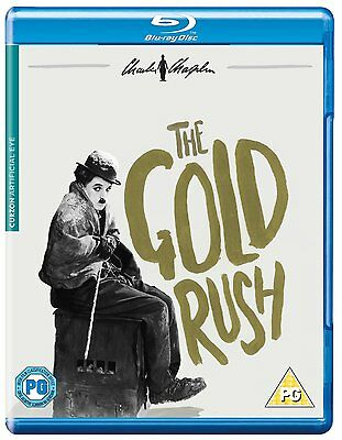 The Gold Rush - Charlie Chaplin: New Blu-Ray