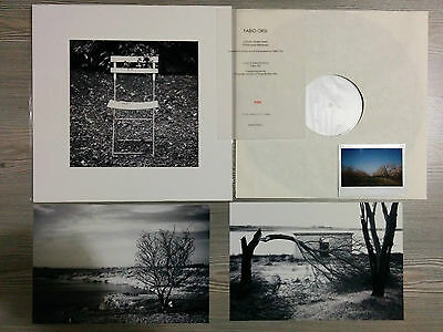 FABIO ORSI Leaves Under Trees LP ltd.11 PRIVATE edition with original photos