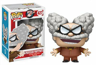 Funko Pop Movies Captain Underpants Professor Poopypants 427 13106