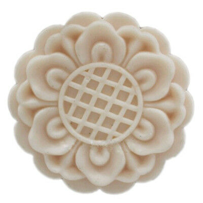 Soap Mold Round Flower Silicone Mold Resin Clay Hand made soap DIY Craft Mold