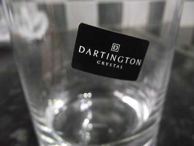 Dartington Crystal Tumblers (Pack of 6)