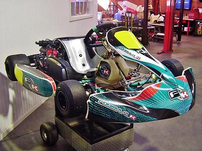 Go Kart - Formula K Rotax DD2 Package As Raced By Mark Flood At Rotax Pro Tour