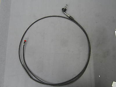 Yamaha Neos Yn 50 Seat Release Cable  210Cm 2002 - 2007 5Rnh33300000