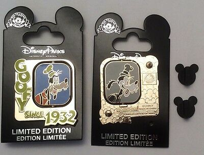 Goofy Since 1932 85th Anniversary Spinner Pin Disney LE 3000 from 2017