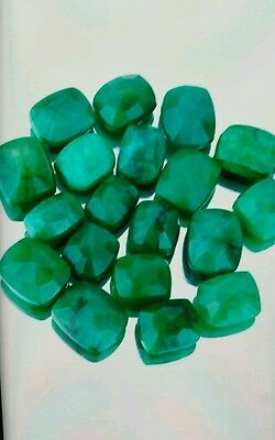 ❤ Jaynes Gems  321Ct Natural Green Emerald Gemstones  14Mm-19Mm