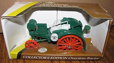 John Deere 1919 Overtime Tractor Scale 1/32 Collectors' Edition Diecast New
