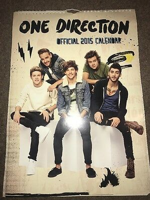 One direction calendar (old)