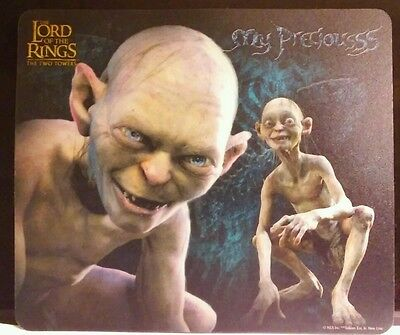 the Lord of the Rings two towers my preciousss mousepad b35