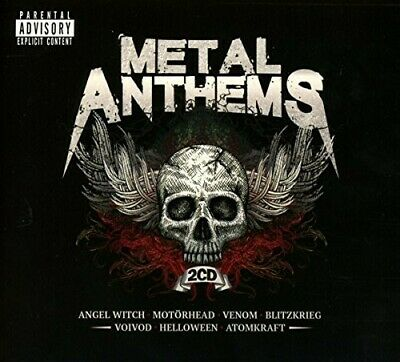 Metal Anthems (2017, CD NEU)2 DISC SET