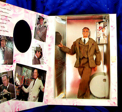 My Fair Lady Henry Higgins Ken Doll Collector Edition 1995  Nrfb #15499 New.!