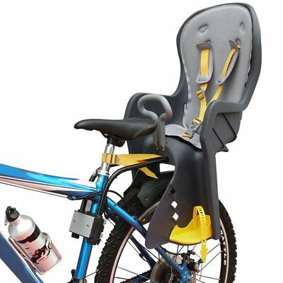 Outdoor Safe Children Baby Kids Bike Bicycle Cycle Adjustable Rear Seat Carrier