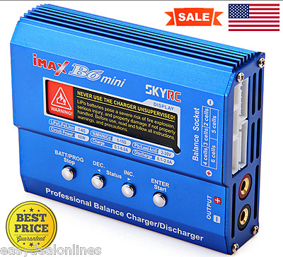 The Original SKYRC iMAX B6 Mini Balance Charger / Discharger for RC Battery NEW